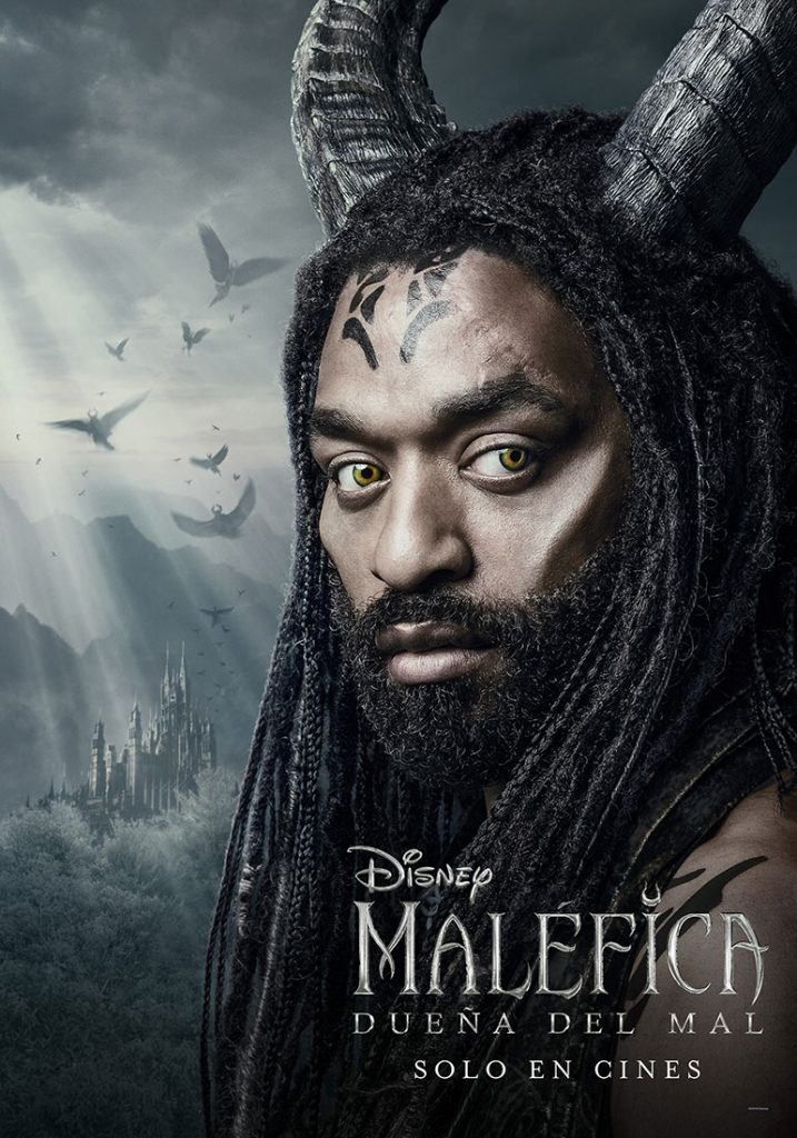 Connal - Chiwetel Ejiofor